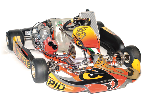 KART INTREPID TM K9C KZ125