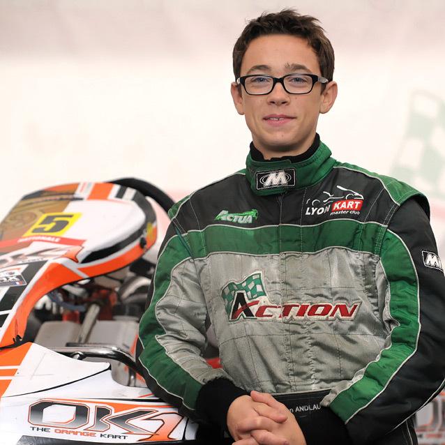 Julien Andlauer Rotax