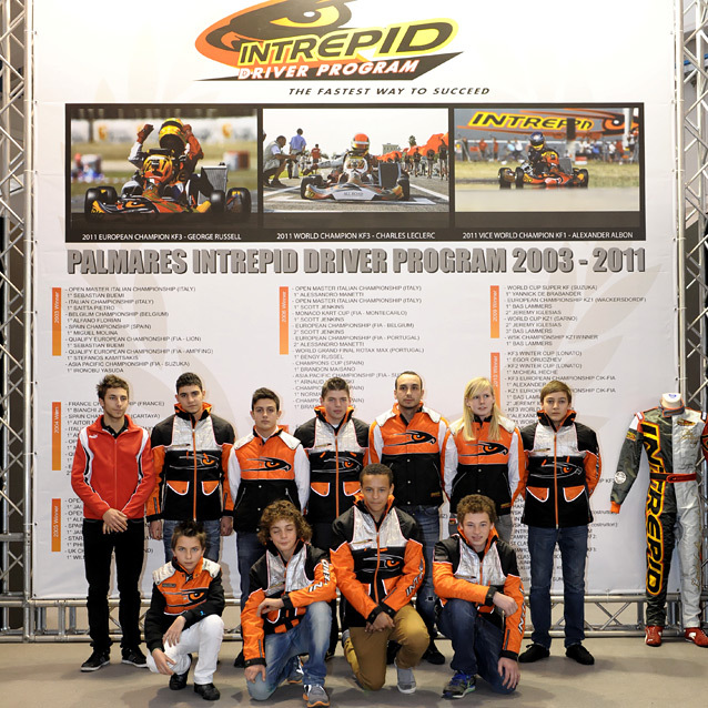 Team Intrepid Driver Program 2012